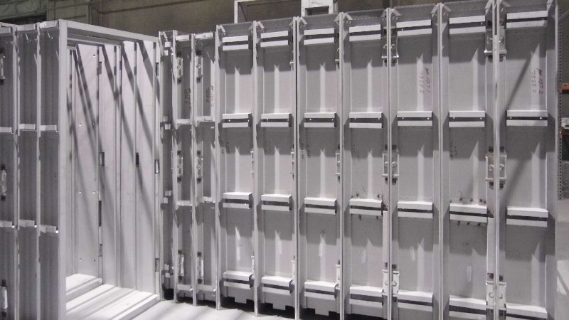 low cost commercial steel doors